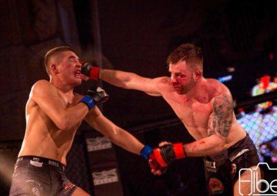 Radek Šopov, MMA