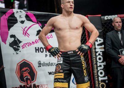 David Kozma, MMA