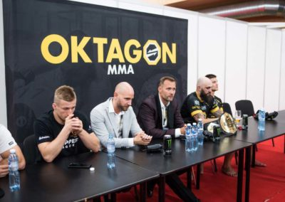 Oktagon, MMA