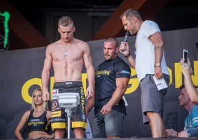 Michal Konrád, MMA