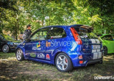 Závody cestovních vozů, Fiesta, Pavel Paseka