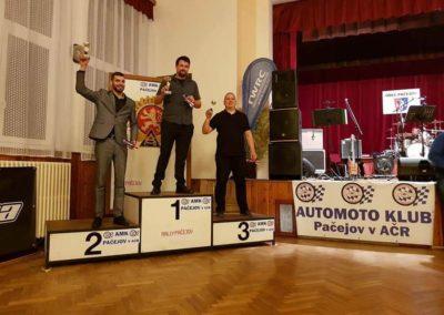 Závody cestovních vozů, Renault Clio, Pavel Paseka